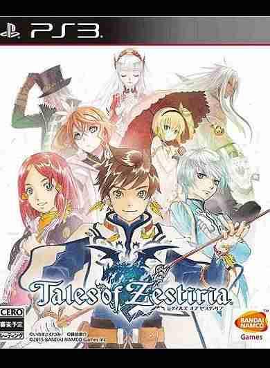 Descargar Tales of Zestiria [JPN][HR] por Torrent